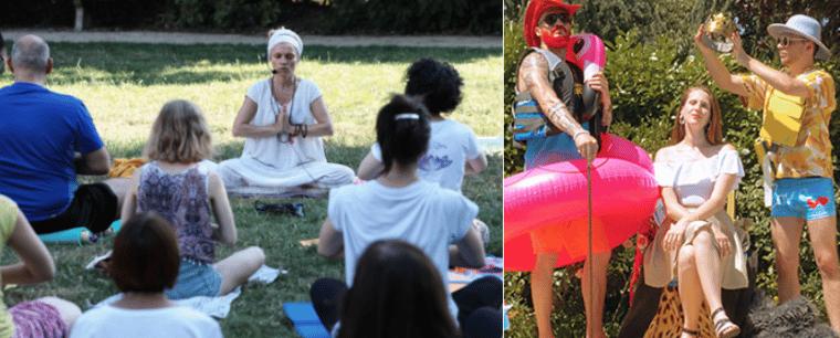 Tout l'monde dehors :  le festival lyonnais qui fait vibrer l'été