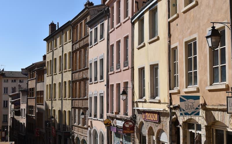 Croix-Rousse: histoire d'une colline devenue quartier historique de Lyon