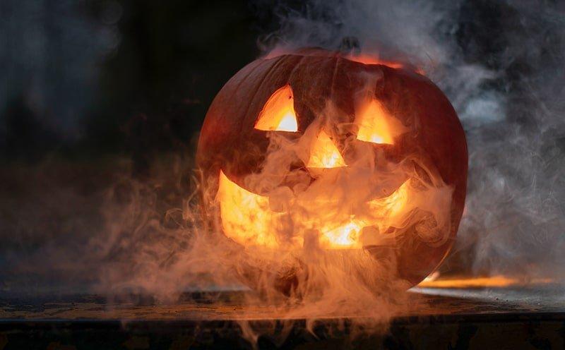 auditoirum halloween